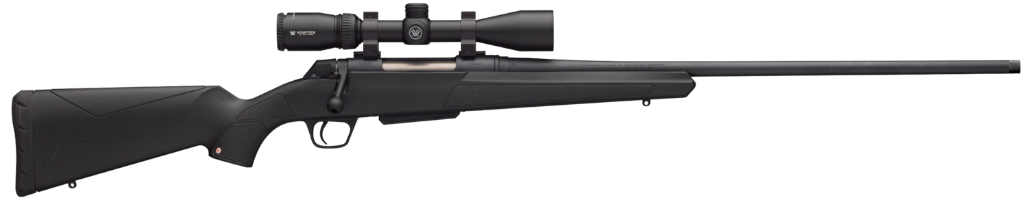 STUDSARE BOLT ACTION XPR SCOPE COMBO THREADED